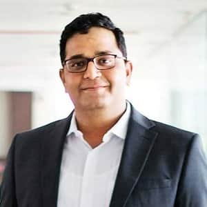 Mr. Vijay Shekhar Sharma